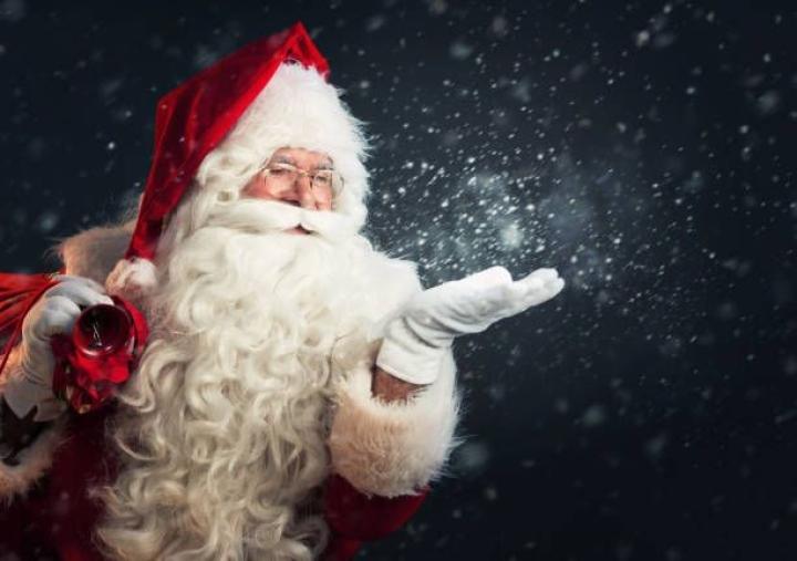 La Tournée du Père Noël 2020